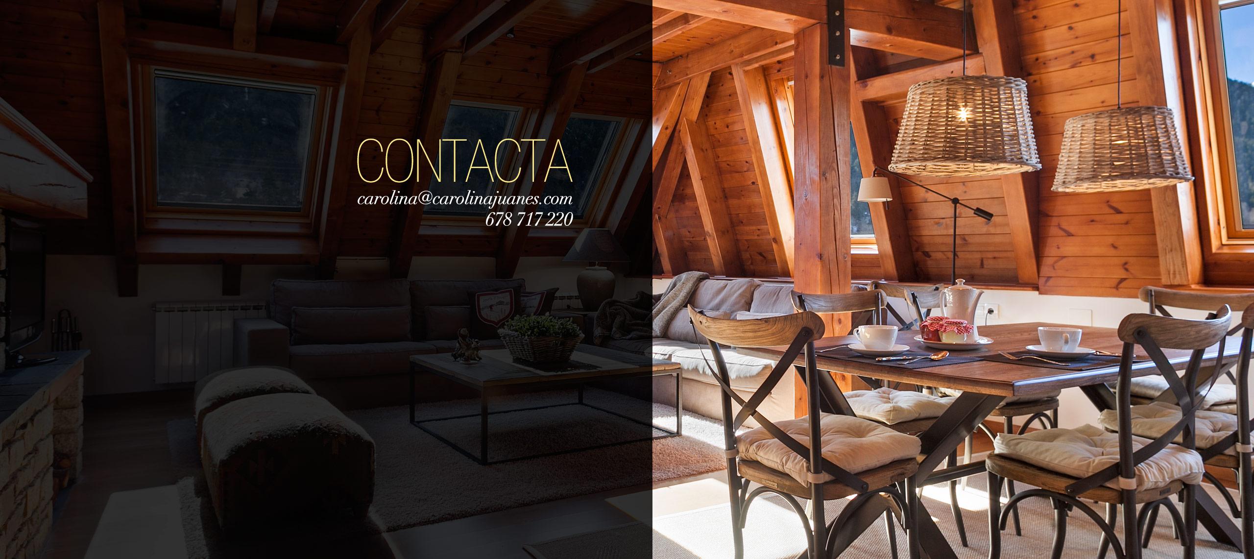 Contacta con Carolina Juanes