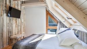 Duplex en Tredos, habitación