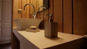 Duplex en Tredos, baño